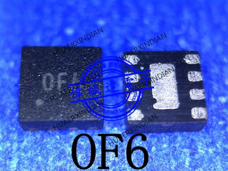 1Pieces new Original RT8511BGQW RT8511B type  OF6 0F6 type  OF 0F  QFN8 In stock  Authentic stable quality