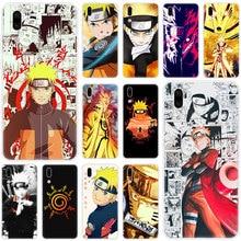 Hot Anime Naruto Uzumaki de silicona caso de Huawei P30 P20 Pro P10 P9 P8 Lite 2017 P Smart Z Plus 2019 NOVA 3 3i 5i 5 5Pro cubierta