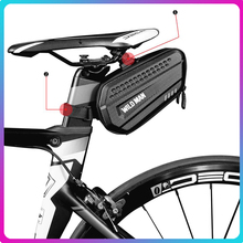 Bicycle-Bags Bike-Seat Saddle Reflective Wild Man MTB Tail Rear-Tool Wear-Resistant Hot-Sale