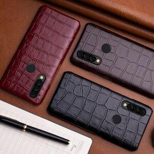 Image 5 - Кожаный чехол для телефона Huawei P20 P30 Lite Mate 10 20 lite 30 Pro nova 5t Y6 Y9 P Smart 2019, чехол для Honor 8X 9X 10 lite 20 pro