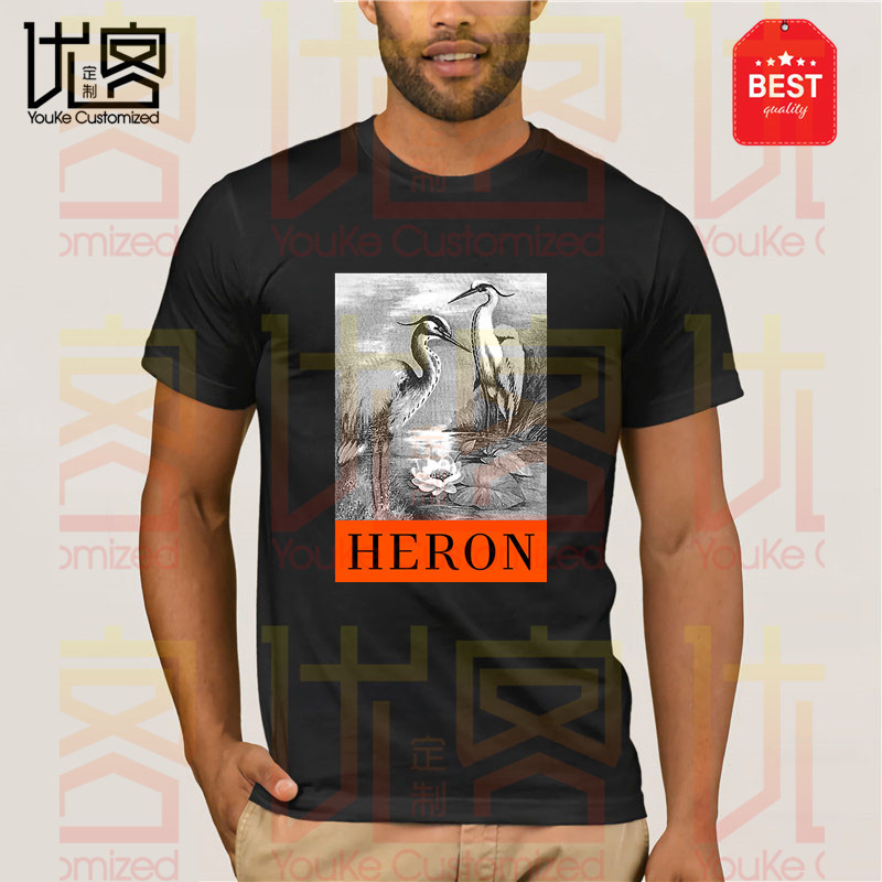 Heron-Preston-T-shirt-1-1-high-quality-Men-Women-2019WF-New-Arrived-Top-Tees-Heron (1) T Shirt