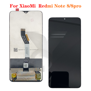 Image 4 - for Redmi Note 8 Pro Display LCD with Frame Touch Screen Replacement on for Xiaomi Redmi Note 8 Note8 Pro Global Display LCD