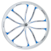 26 Inch / 27.5 Inch Rims for MTB Mountain Bike,10 Spokes Magnesium Alloy Rim,Front+Rear