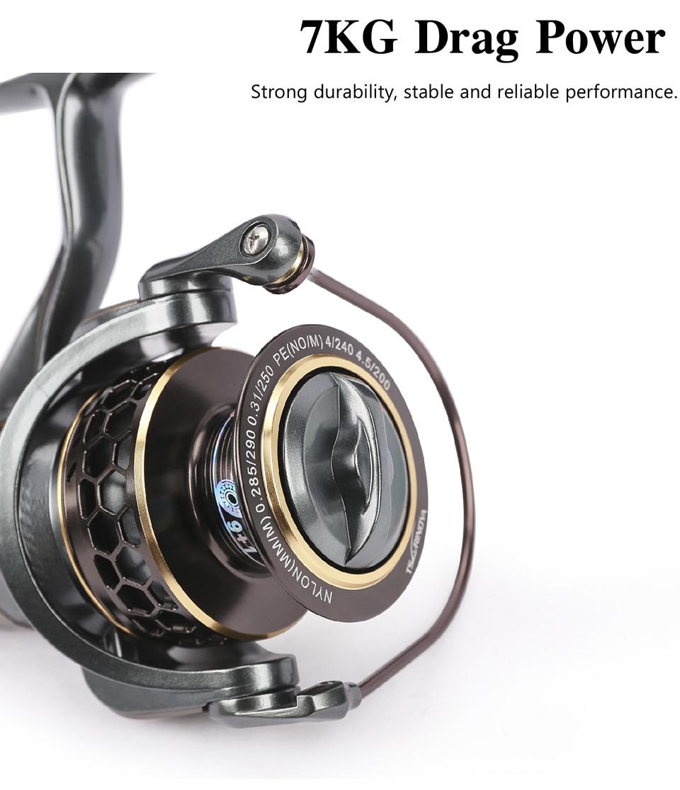 metal lidar com 2 carretel de pesca da carpa molinete bobinas