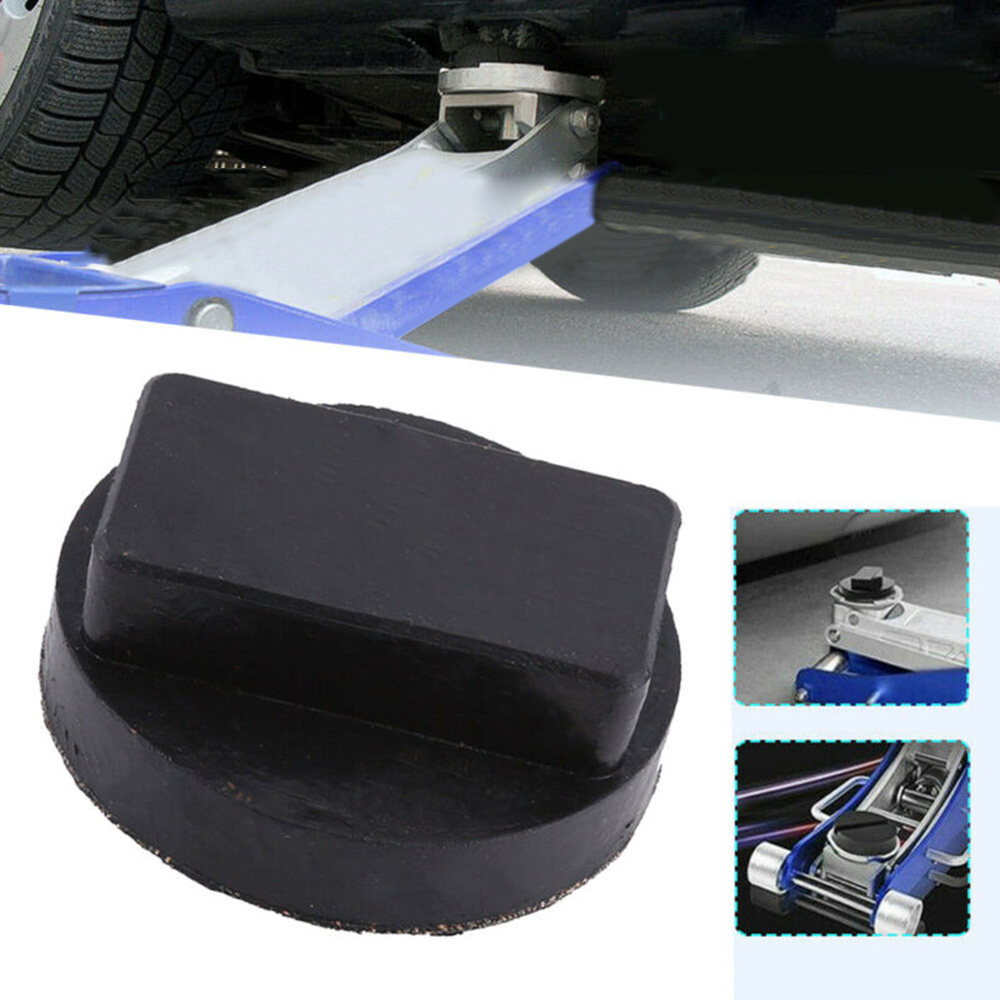 1 Piece Auto Car Rubber Jack Pad Jacking Point Lifting Support For Mercedes Benz In Black Stylish In High Quality