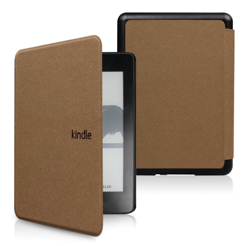 Smart Case For Kindle 10th Generation 2019 J9G29R Protective Shell Auto Sleep/Wake Leather Cover For Kindle 658 Youth 6inch