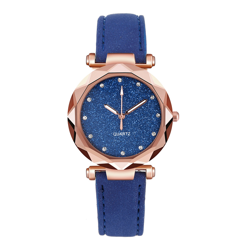 Womens watches Ladies fashion Colorful Ultra-thin leather rhinestone analog quartz watch Female Belt Watch YE1 H599deb77629841da8da7ca27ac6b1b90G