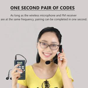 Image 4 - RETEKESS Wireless Audio Microphone Tour Guide System Language Interpretation System For Church Meeting Museum Tour Guiding