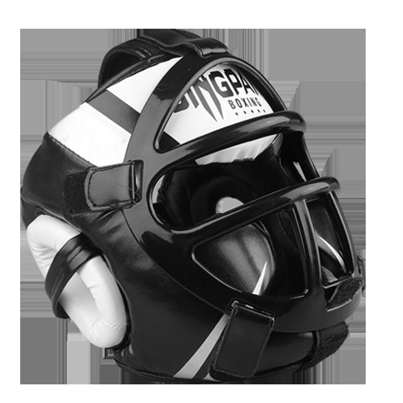 Guard Boxing-Helmet Head-Gear Sanda Kids Full-Covered Adult MMA Competition Muay-Thai