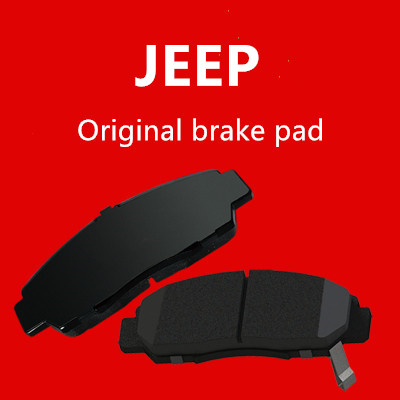 Make For Jeep Compass, Patriot, Commander, Grand Cherokee Brake Pad Commander, Front And Back Original Factory