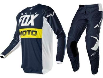 Motocross Set Jersey and Pants NOIZ FOX