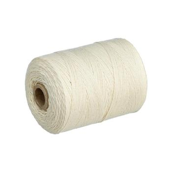 1mm x 220m Macrame sznurek bawełniany do ściany wiszące Dream-Catcher liny bawełniane DIY smycz Ficelles nici przewód akcesoria do szycia Q4 tanie i dobre opinie 100 bawełna Pleciony 1 mm Ekologiczne Wysoka wytrzymałość na rozciąganie 2019909 Powlekane Sznury Torby Tekstylia domowe