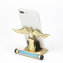 Telefon Halter Engel Flügel Auto Kreative Produkt Multi-Funktion Können Verstecken Aromatherapie Zeichen Halterung Universal Innen Zubehör