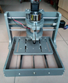 PCB фрезерный станок с ЧПУ 2020B DIY CNC резьба по дереву мини Гравировальный станок мельница для ПВХ гравер поддержка MACH3 системы