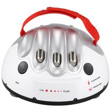 Toy Adult Consoles Lie-Detector Shocking Liar Polygraph Gifts Party-Game Test-Tricky