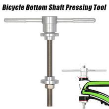цена на BB Bearing Bottom Bracket Bicycle Headset Press Tool Install Cycling Aluminum 40JP9