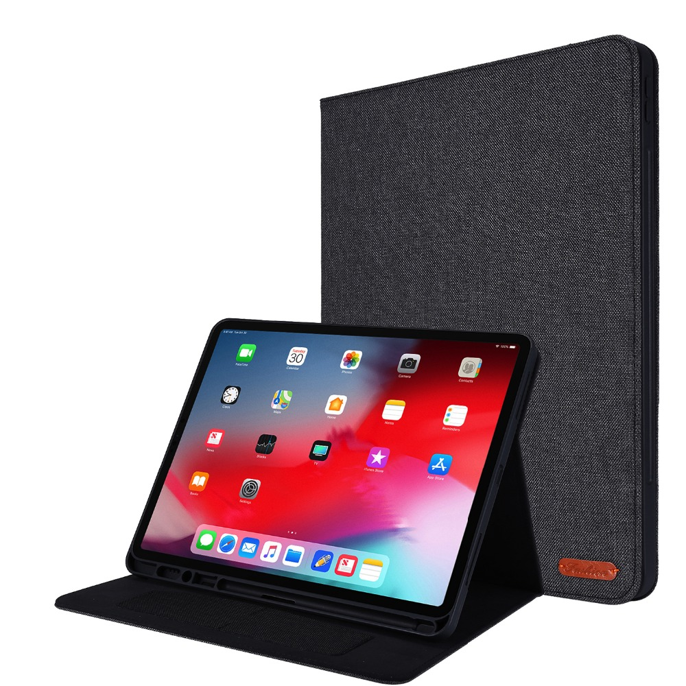 With Holder iPad 4th Case Tablet 2020 inch For Pro For 12.9 Pencil Coque Gen Pro iPad