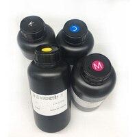 Soft LED UV Ink for Roland for Mimaki Mutoh DX3 DX4 DX6 DX7 DX5 Printhead Desktop and Large Format Inkjet Printer