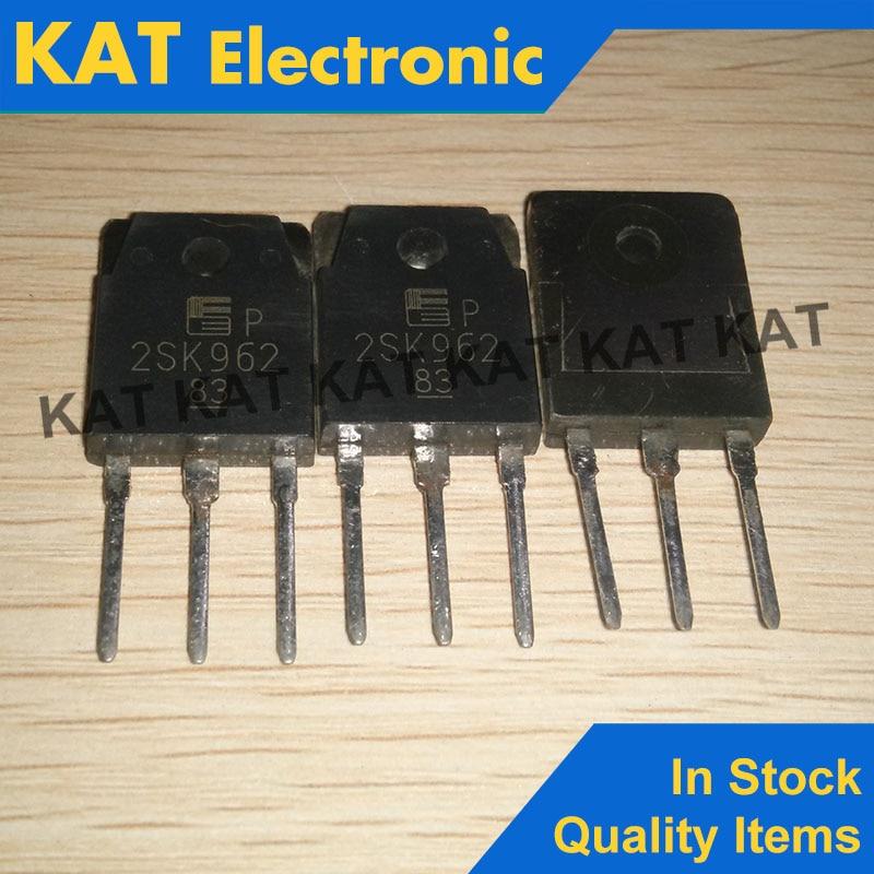 5PCS/lot 2SK962 K962 2SK962-01 TO-3P