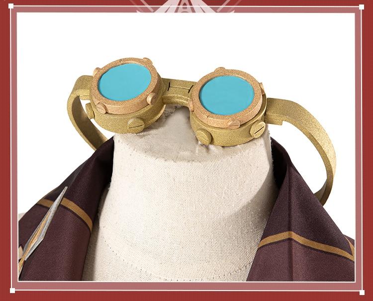 Genshin impacto bennett cosplay traje jogo de