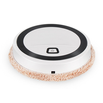 Automatic Robot Vacuum Cleaner USB Charging Intelligent Mopping Machine Anti-UV Sterilization Dry and Wet Floor Cleaning Sweeper imass a3 intelligent cleaning robot sweeper robotic multifunction automatic vacuum cleaner with mopping cloth clean tool