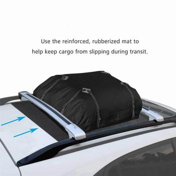 Car Vehicle Roof Top Carriers Bags Luggage EVA Non-Slip Anti-scratch Mat Pad Car Top Mat Hot Selling image