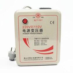 LY nowy przyjeżdża oryginalny transformator 3000W 220V do 110 V/110 V do 220V konwerter napięcia w Akcesoria do elektronarzędzi od Narzędzia na