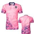 2021 SF Paris Регби Джерси для дома мужская Реплика спортивная рубашка Размер: S-5XL