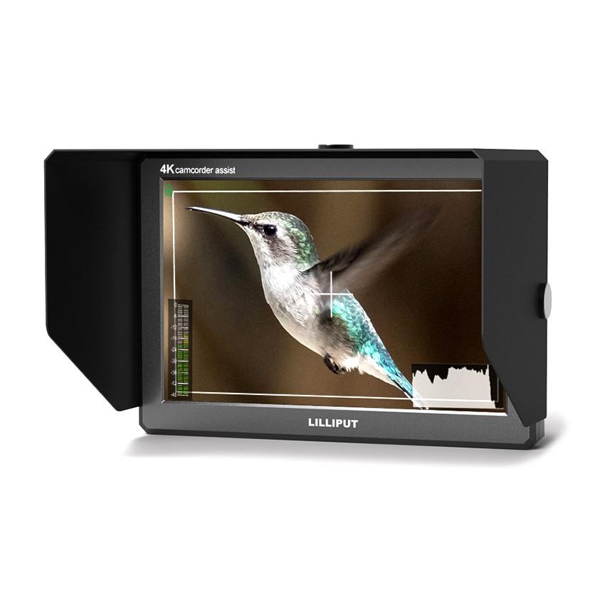 """LILLIPUT A8 A8S 8.9 ypač plonas """"IPS Full HD 1920 * 1200 4K HDMI - Fotoaparatas ir nuotrauka - Nuotrauka 6"""