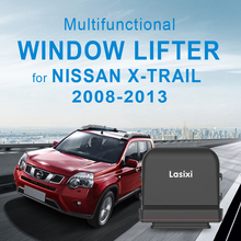 Auto Car Power Window Closer Roll Up Automatically Lift Close 4 windows Kit For NISSAN X-TRAIL 2008-2013 cannondale trail sl 4 2013