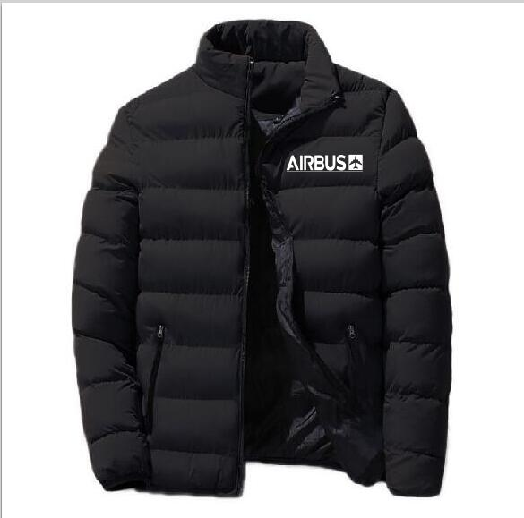 New AIRBUS Boeing Aircraft Hoodie Zipper Thicken Sports Long Sleeve Pilot AIRBUS Jacket