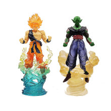BANDAI DRAGON BALL Z Son Goku Vegeta Piccolo Torankusu Action Figure Collection Capsule Toy Anime Super Saiyan Figure For Kids