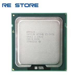 Image 1 - Intel Xeon E5 2470 E5 2470 2.3 GHz שמונה ליבות שש עשרה חוט מעבד 20M 95W LGA 1356 מעבד