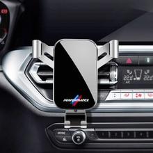 1個自動車電話ホルダー360回転ブラケット車のベントはbmw E30 E34 E36 E39 E46 E60 e87 E90 X1 X2 X3 X5 X6 X7