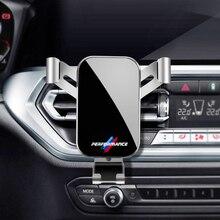 1Pcs Car Phone Holder 360 Rotation Bracket Car vent Stand Accessories For BMW E30 E34 E36 E39 E46 E60 E87 E90 X1 X2 X3 X5 X6 X7