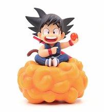 New 18cm Dragon Ball Z Goku Kid  Action Figure PVC Collection Model toys brinquedos for christmas gift