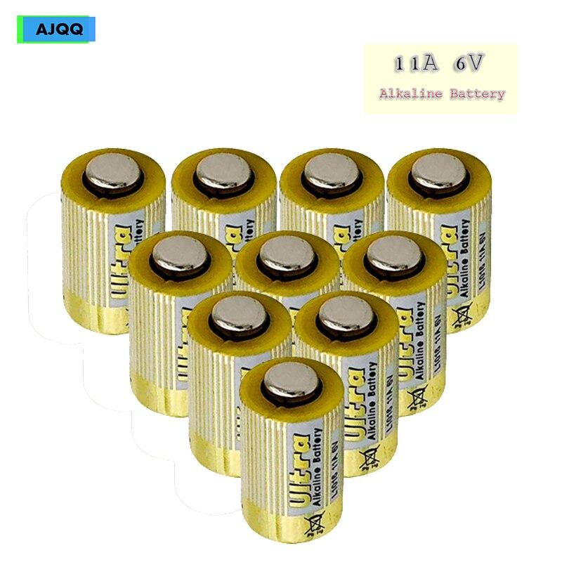工場直接販売 70 個 11A 6 1.4v 一次電池 L1016 アルカリ車リモコンキーバッテリー盗難防止 PVC