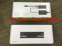 1Set Original New For Xbox One kinect Sensor 2.0 version + Kinect Adapter For Xbox One S for Windows PC