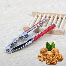 Щипцы для грецких орехов зажим крекер орех Щелкунчик Шеллер кухонные инструменты многофункциональный метель каштановый резак