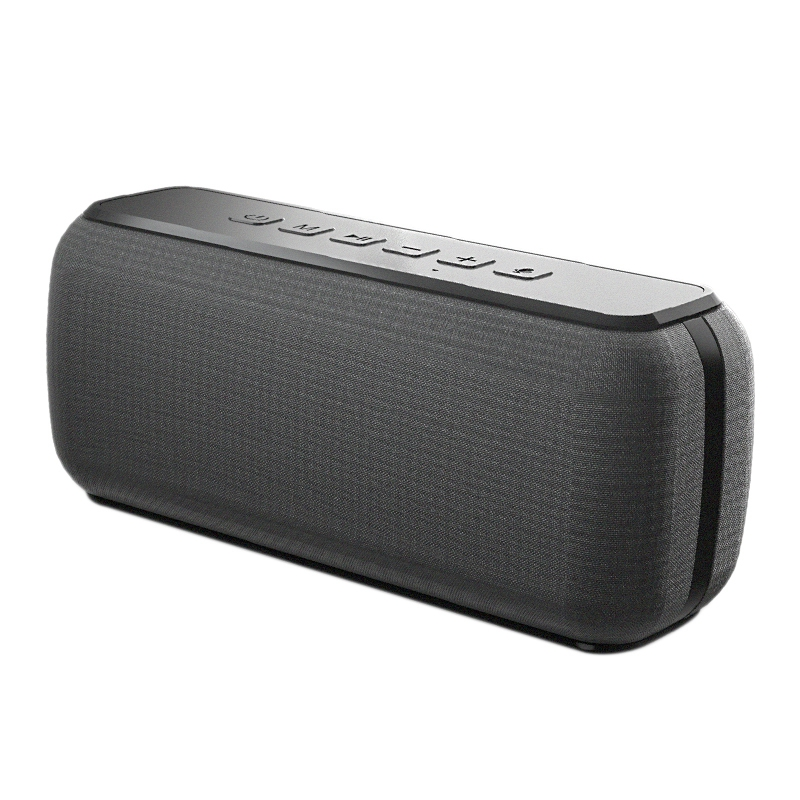 US $8.8 8% OFF8W High Power Bluetooth Speaker Subwoofer Outdoor  Waterproof Speaker Portable Home Computer AudioPortable Speakers -  AliExpress