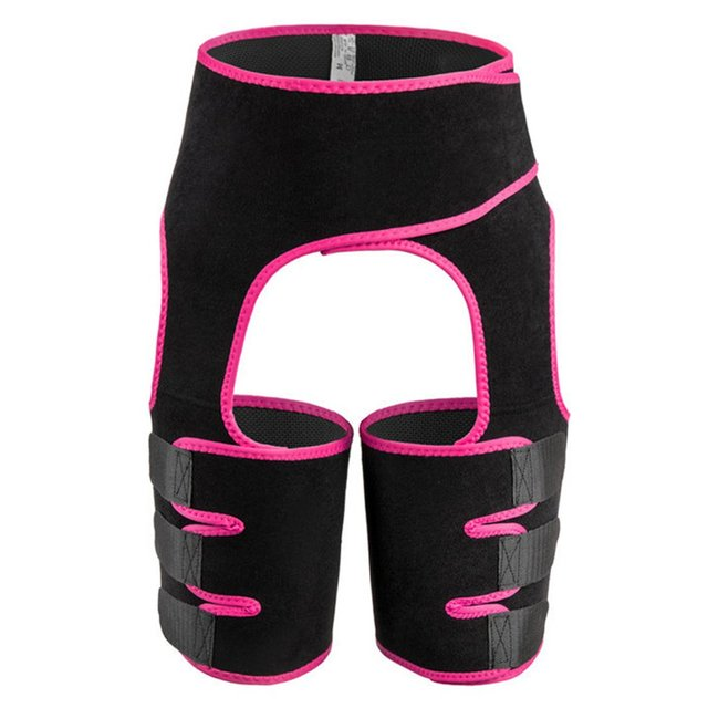 2020 Fitness Waist Slim Thigh Trimmer Slimming Belt Neoprene Sweat Band Yoga Belly Belt Fat Burning Body Shape Wrap For Gym 1