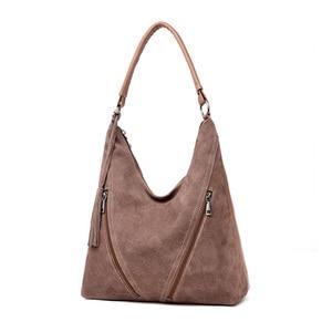Image 3 - Vfemageกระเป๋าถือหนังผู้หญิงกระเป๋าผู้หญิงCrossbodyกระเป๋าสุภาพสตรีกระเป๋าถือHobosผู้หญิงTop Handleกระเป๋าSac