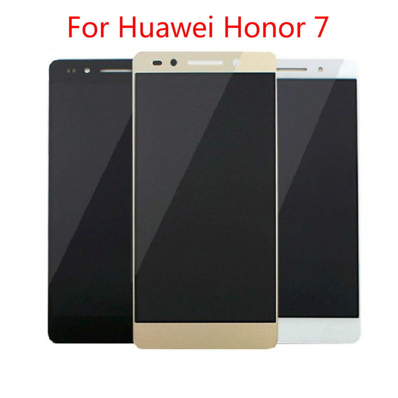 High Quality 5.2 inch For <font><b>Huawei</b></font> <font><b>Honor</b></font> <font><b>7</b></font> <font><b>Lite</b></font> NEM-L21 LCD <font><b>Display</b></font> + Touch Screen Digitizer Assembly Replacement image