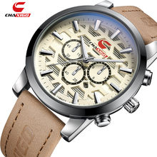 New Stainless Steel Case with Calendar Display Function Men's Watch Luminous Pointer Waterproof Men Automatic Quartz Watches