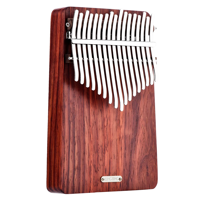 LingTing LT-K17A17 Keys Kalimba Mbira Thumb Piano(Listen To The Wind)