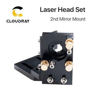 Image 4 - Новая лазерная головка Cloudray серии CO2 E с объективом D20mm FL50.8 & 63,5 & 101,6, зеркало 25 мм для лазерного гравировального станка