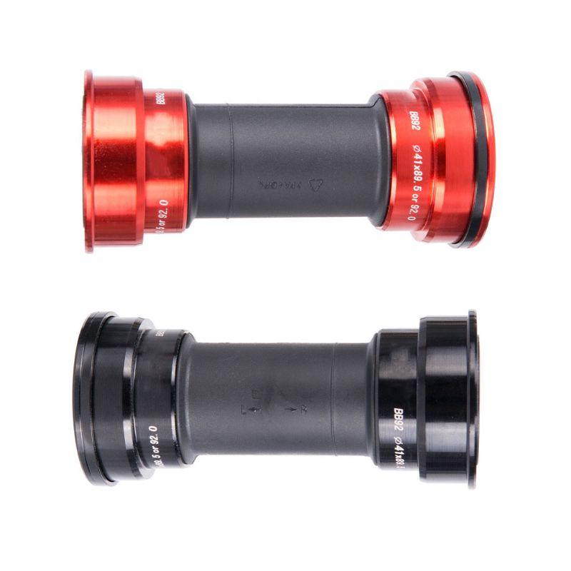 New BB92 MTB Road Bike Press Fit Bottom Brackets for Shimano Prowheel 24mm Crankset