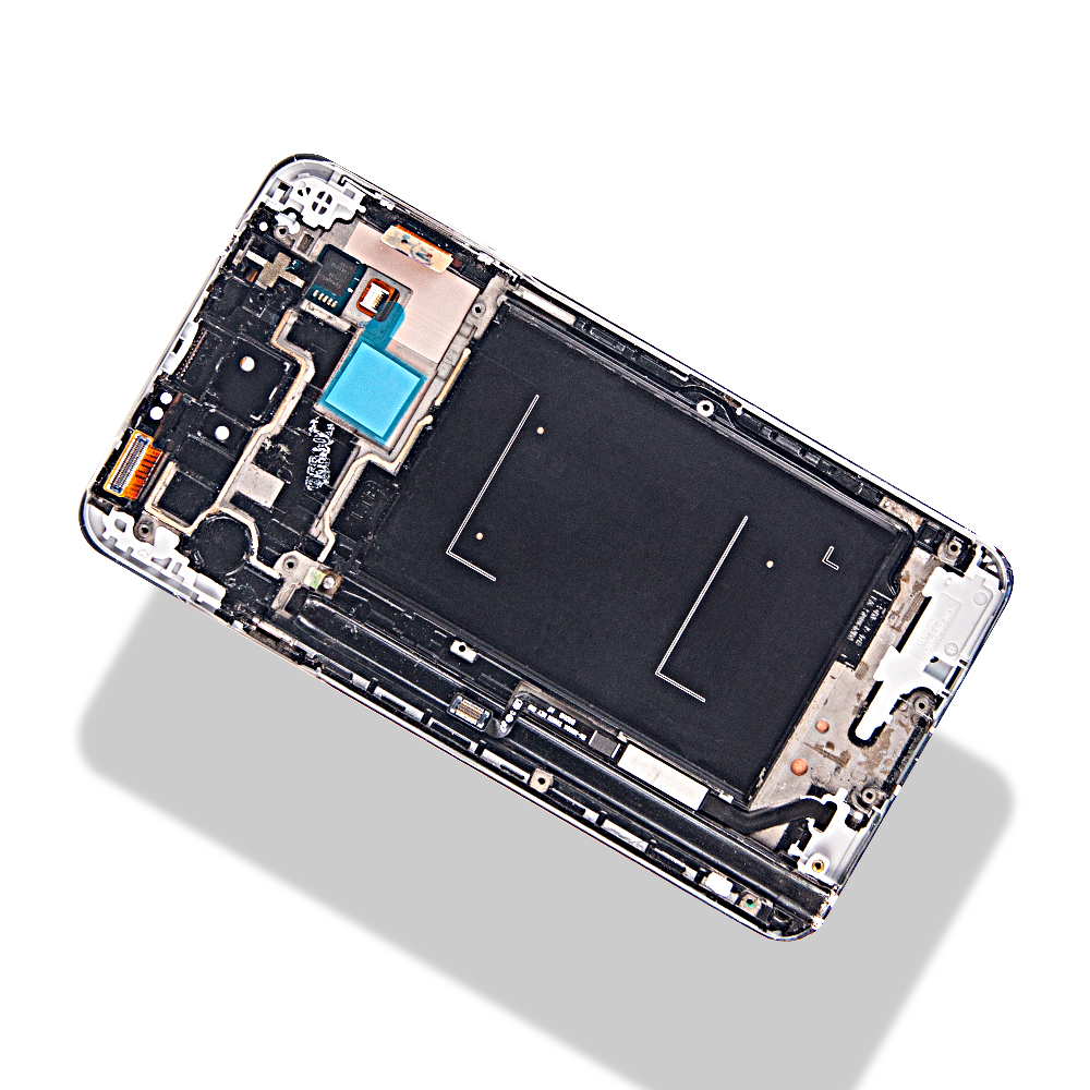 Image 3 - Amoled For Samsung Galaxy Note 3 LCD Display Touch Screen with frame Digitizer Assembly For samsung note3 N9005 lcd Replaceme-in Mobile Phone LCD Screens from Cellphones & Telecommunications