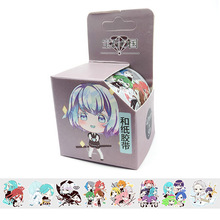 4cm*5m houseki no kuni Anime Washi Tape Adhesive Tape DIY Book Sticker Label Masking Tape
