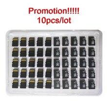 10 Stks/partij Micro Card 64Mb 128Mb 256Mb 512Mb Tf Card Mobiel Micro Geheugenkaart 1Gb 2Gb 4Gb 8Gb Geheugenkaart Van Hoge Kwaliteit